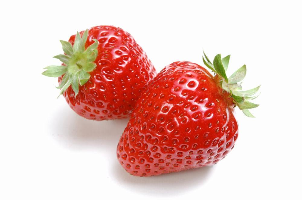 光粒子技术在农业中的应用-种植草莓